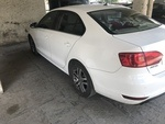 Volkswagen Jetta Rear Left Side Angle View