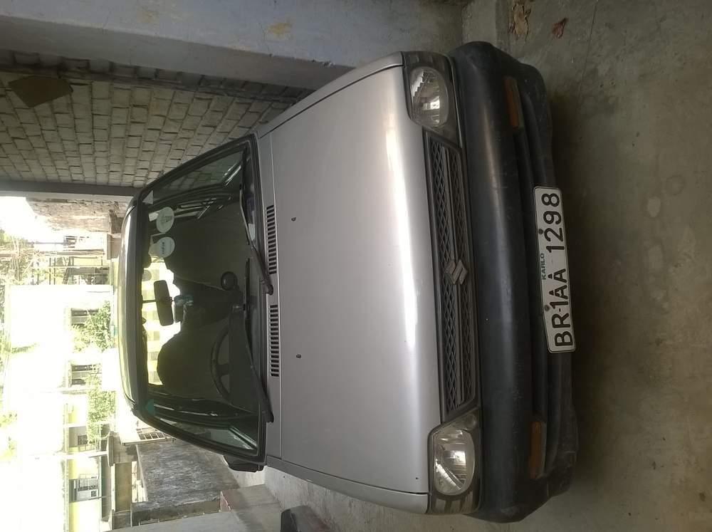 Maruti Suzuki 800 Rear Right Rim
