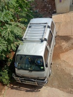 Maruti Suzuki Omni Rear Left Rim