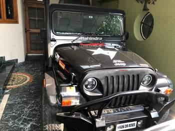 Used Mahindra Thar Cars in Gurgaon - Second Hand Mahindra