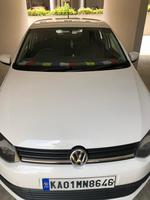 Volkswagen Polo Rear Left Rim