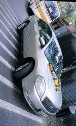 Nissan Teana Front Left Rim