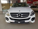 Mercedes Benz Gle Class Right Side View