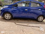 Hyundai Eon Rear Right Side Angle View