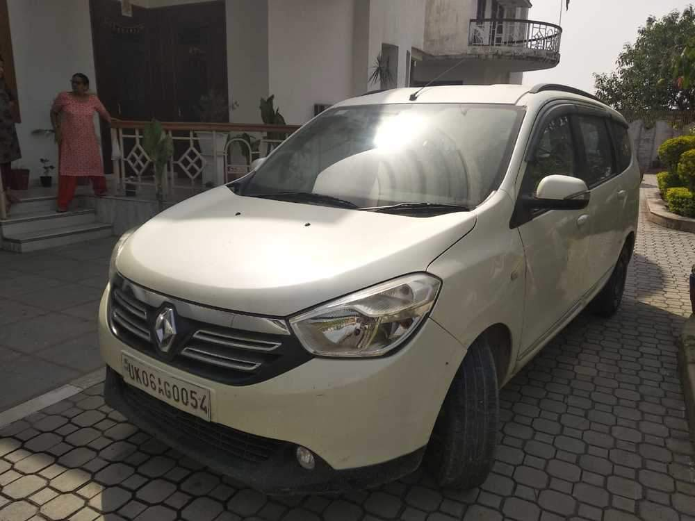 Renault Lodgy Left Side View