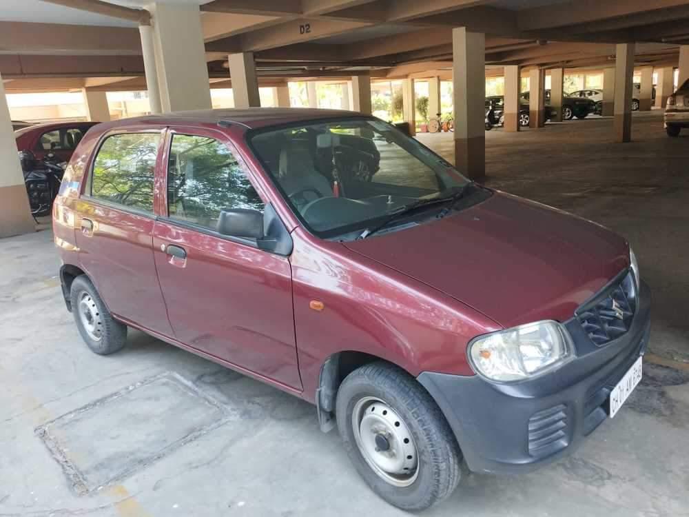 Maruti Suzuki Alto Left Side View