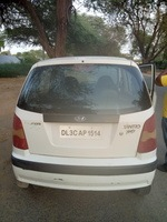 Hyundai Santro Xing Left Side View