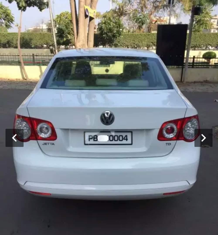 Volkswagen Jetta Left Side View