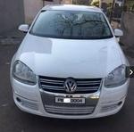 Volkswagen Jetta Rear Left Side Angle View