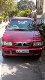 Chevrolet Tavera Front Left Rim