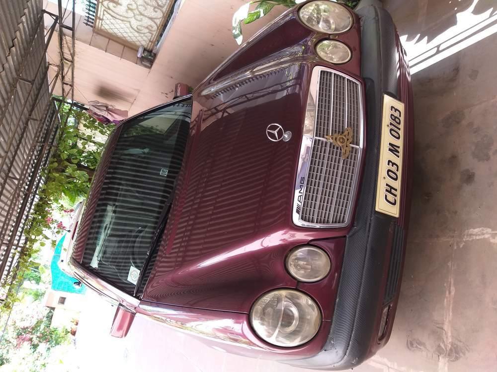 Mercedes Benz C Class Front Left Rim