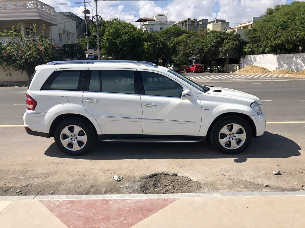 Mercedes Benz Gl Class Front Left Rim