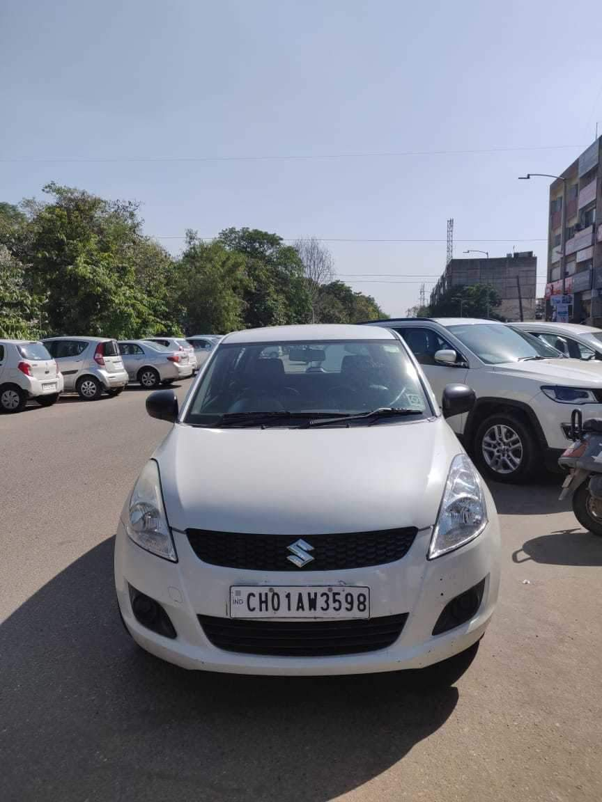 New Maruti Suzuki Swift Rear Left Rim