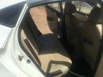 Hyundai Verna Left Side View