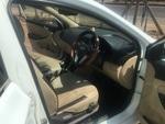 Hyundai Verna Rear Left Side Angle View