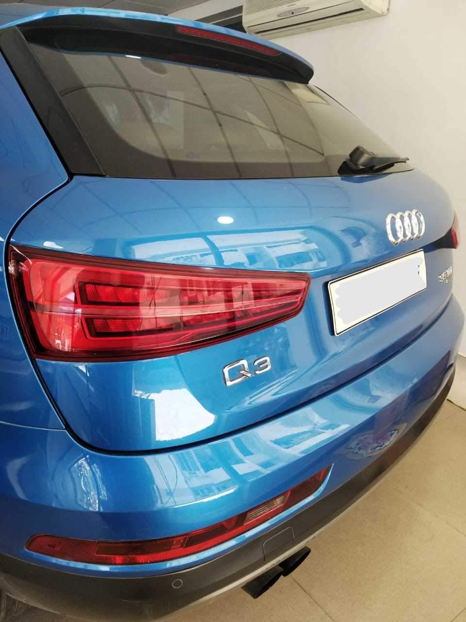 Audi Q3 Front Left Rim