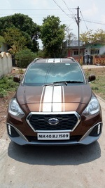 Datsun Go Plus Hood Open View