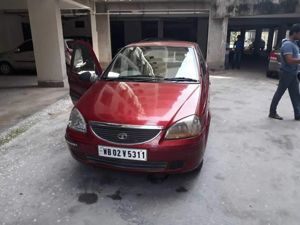 Tata Indica V2 Xeta Front Left Rim