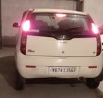 Tata Indica Vista Rear Left Side Angle View