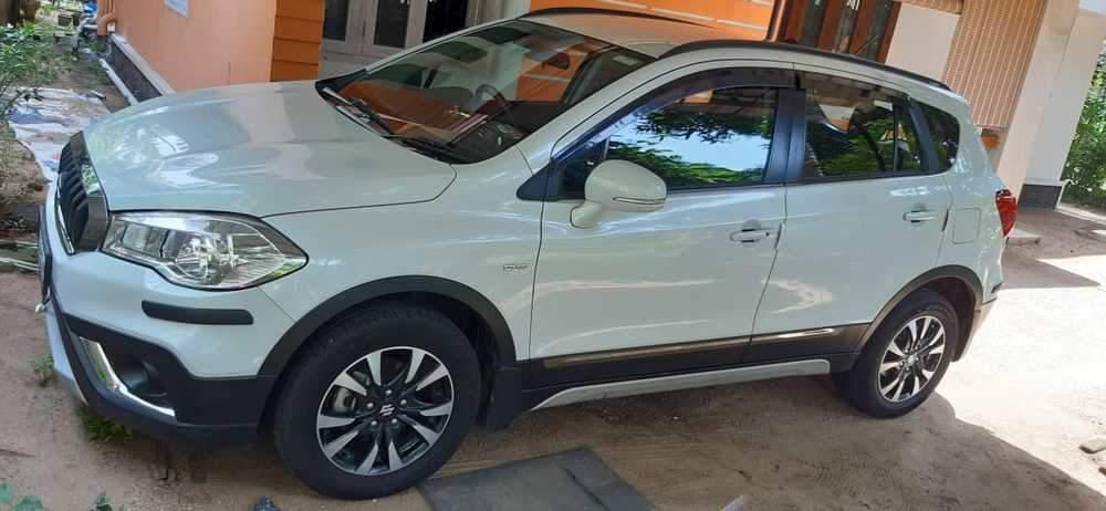 Maruti Suzuki S Cross Rear View
