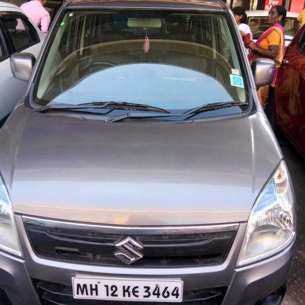 Used Maruti Suzuki Wagon R VXI AMT 1 0 in Pune 2013