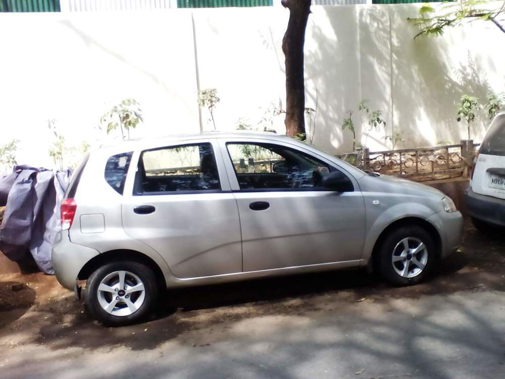 Chevrolet Aveo Uva Rear Left Rim