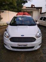 Ford Figo Rear Left Rim