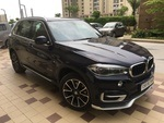 Bmw X5 Rear Left Side Angle View