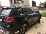 Bmw X5 Rear Right Side Angle View