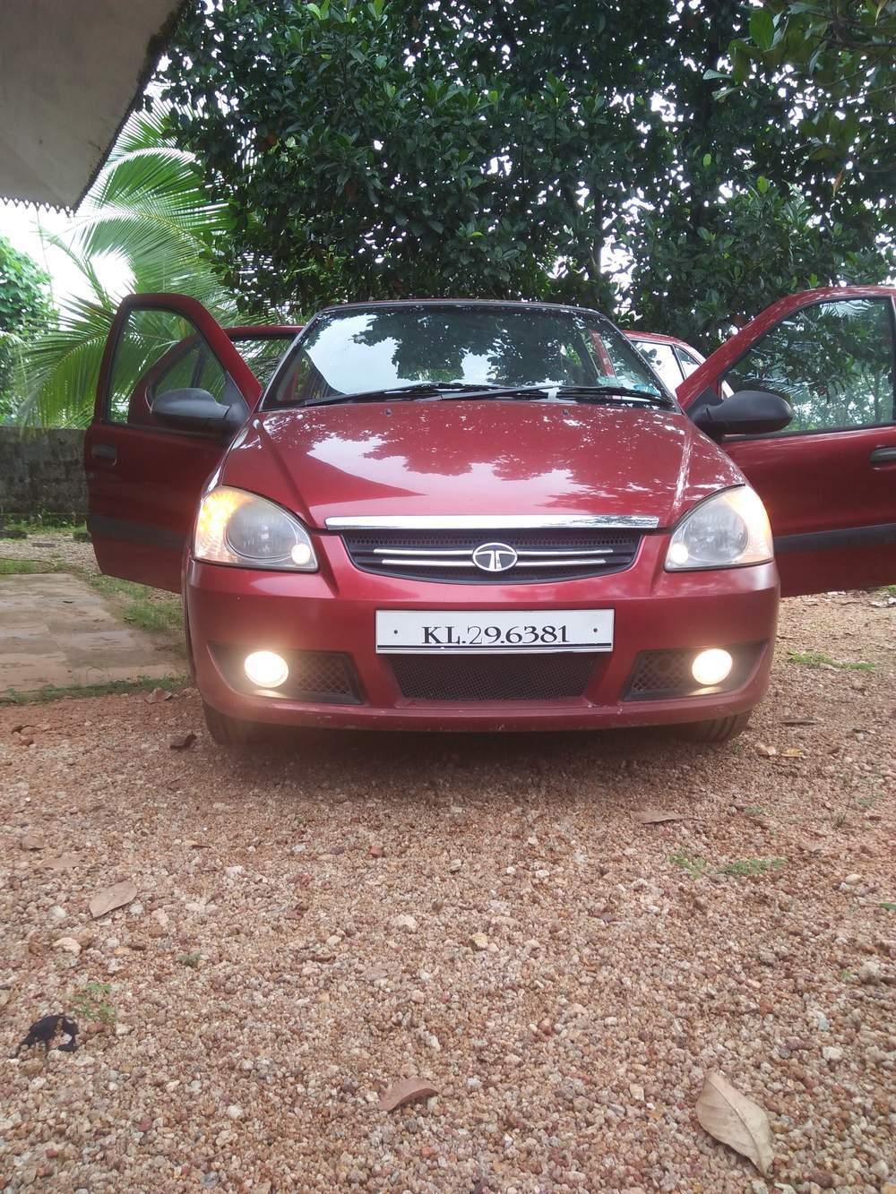 Tata Indica V2 Turbo Front Left Rim