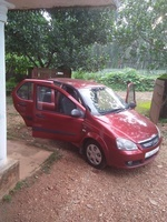 Tata Indica V2 Turbo Rear Left Rim
