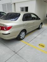 Honda City Rear Right Rim
