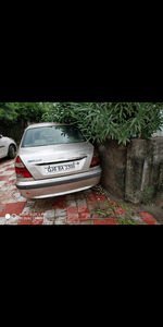 Tata Indigo Rear Left Side Angle View