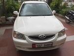 Hyundai Accent Rear Left Rim