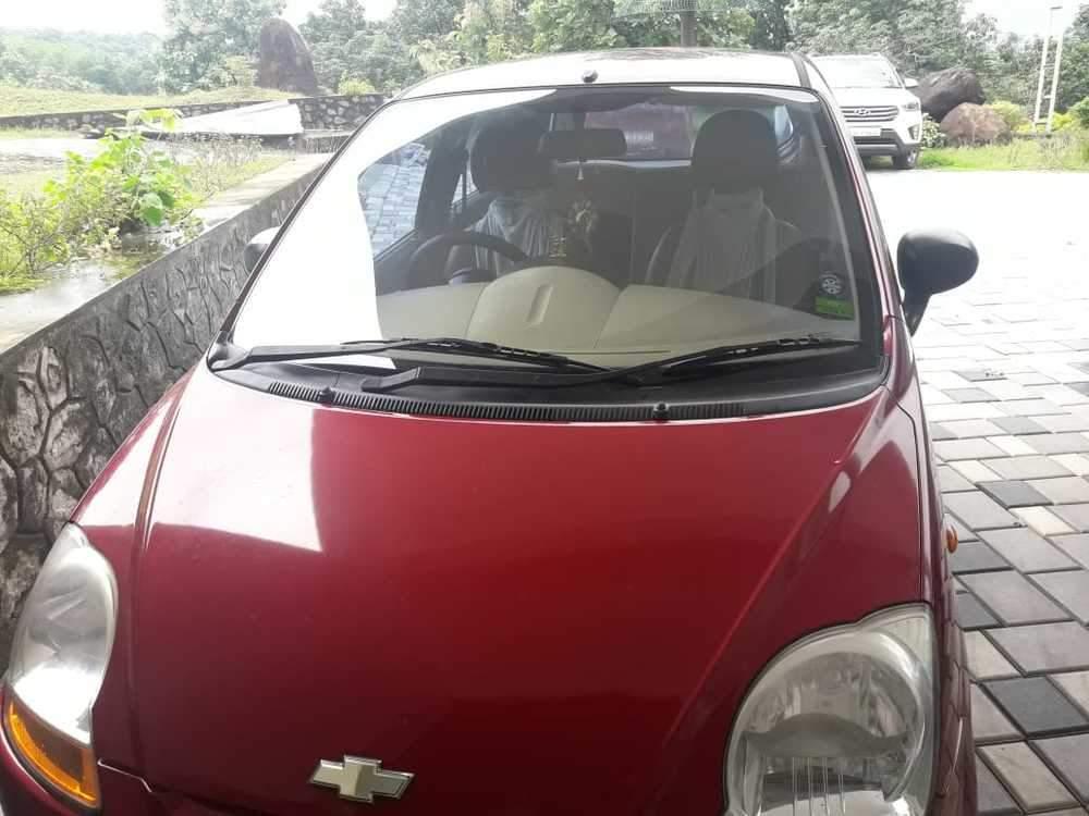 Chevrolet Spark Front Left Rim