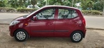 Hyundai I10 Rear Right Side Angle View