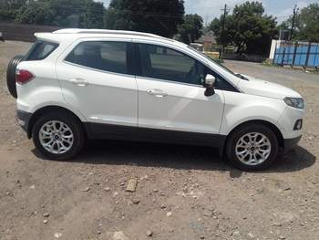 Used Ford Ecosport Cars In Pune Second Hand Ford Ecosport