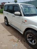 Mahindra Scorpio Rear View