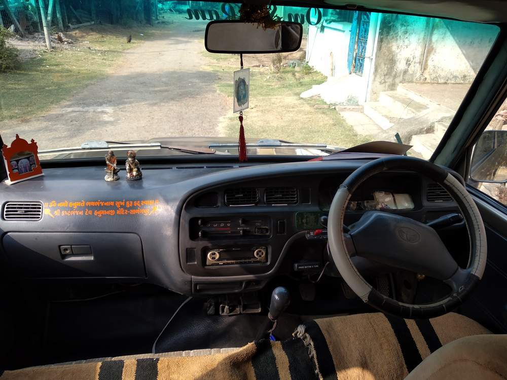 Toyota Qualis Front Left Rim