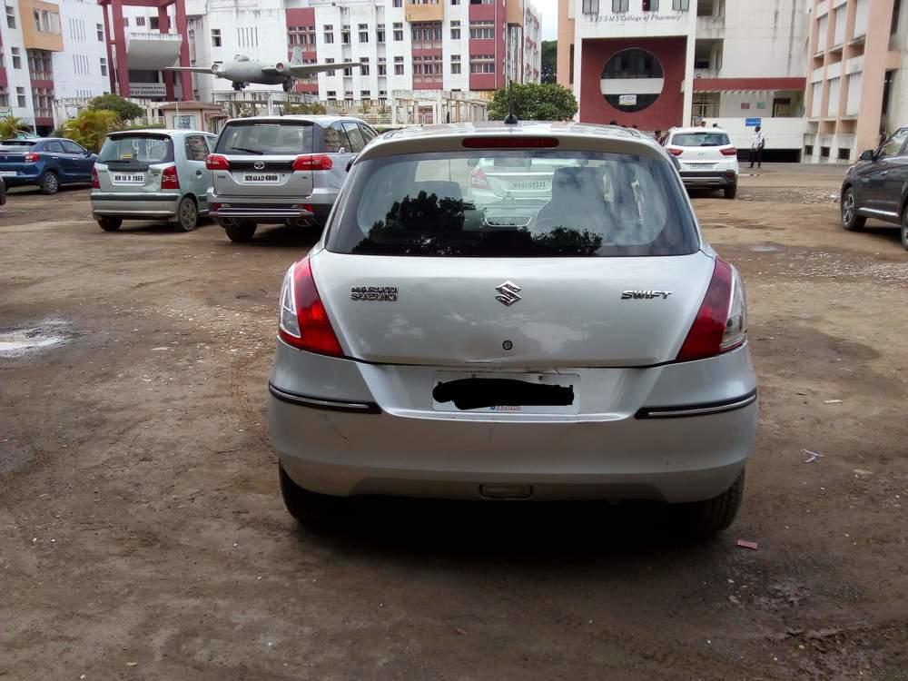 Maruti Suzuki Swift Front Left Rim