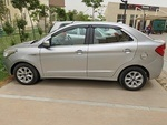 Ford Figo Aspire Front Left Rim
