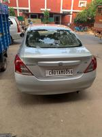 Nissan Sunny Rear Left Side Angle View
