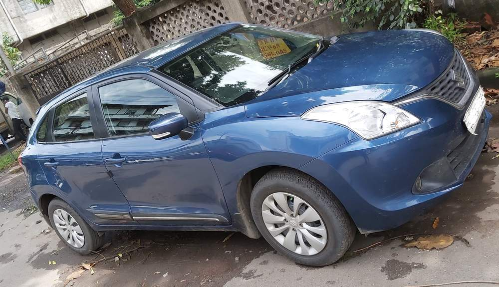 Maruti Suzuki Baleno Left Side View