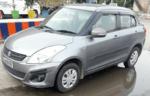 Maruti Suzuki Swift Dzire Rear Left Rim