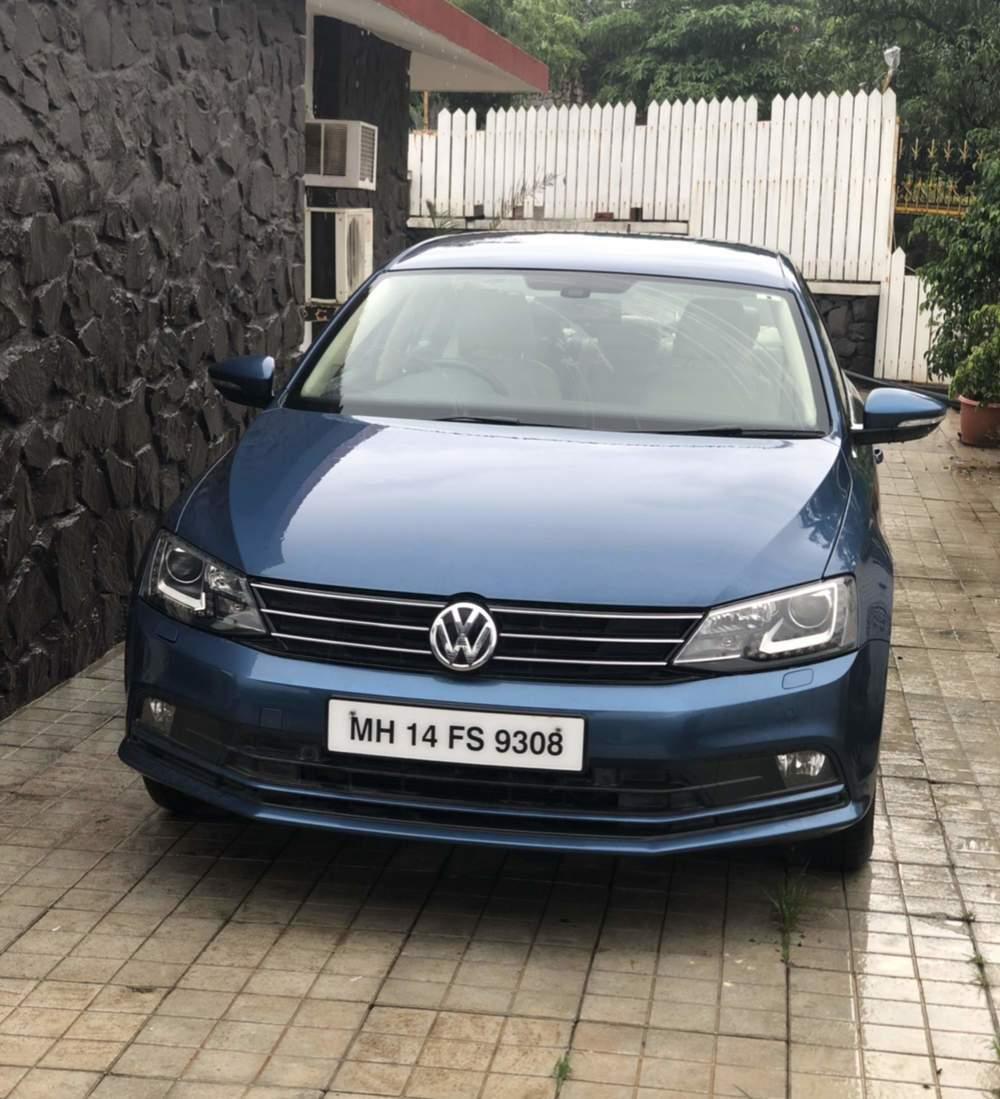 Volkswagen Jetta Front Right Rim