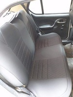 Tata Indigo Ecs Rear Left Side Angle View