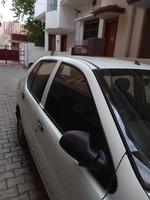 Tata Indigo Ecs Rear View