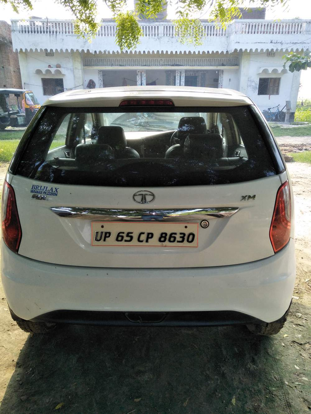 Tata Bolt Left Side View