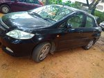 Honda City Zx Hood Open View