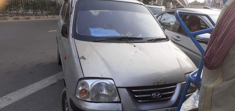 Hyundai Santro Xing Front Left Rim